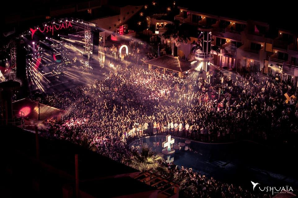 Dance or Die comes to Ushuaïa Ibiza this summer