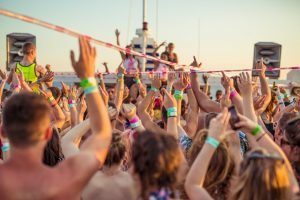 Pukka up Boat Party San Antonio Ibiza
