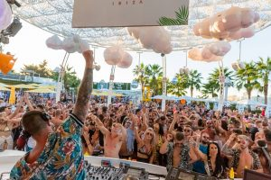 O Beach Ibiza grand opening is on the 8th May 2020