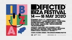 Defected Lands its first Ibiza Festival in 2020