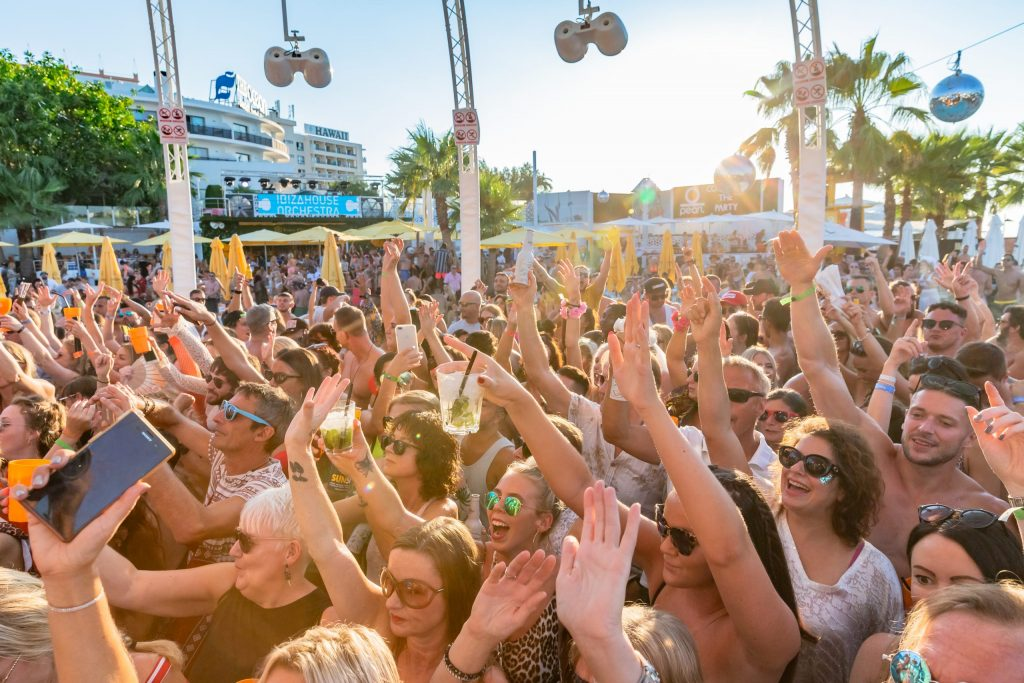 Sin Sundays O Beach Ibiza 2020