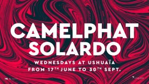 CamelPhat & Solardo take up residency at Ushuaïa Ibiza